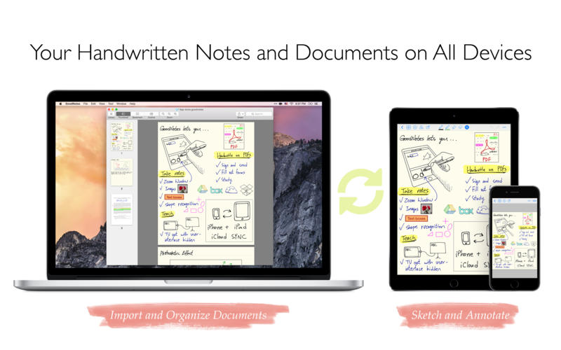 GoodNotes Screenshot - 1