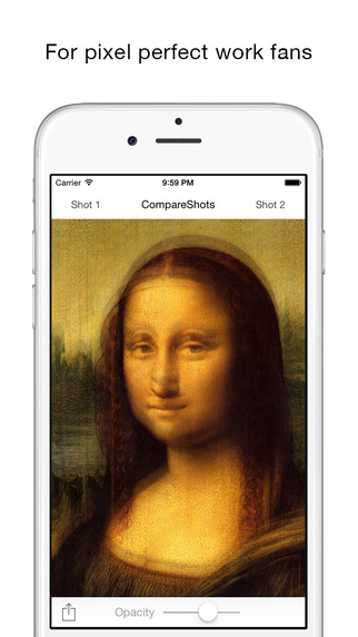 CompareShots - simple tool to compare screenshots and images Screenshots