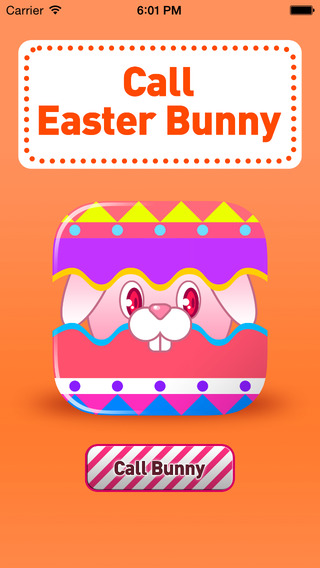 Call Easter Bunny Free