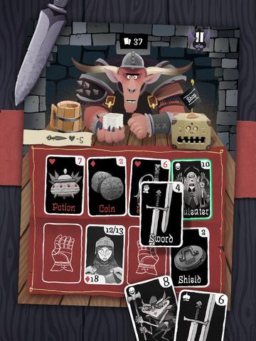 iPad Image of Card Crawl
