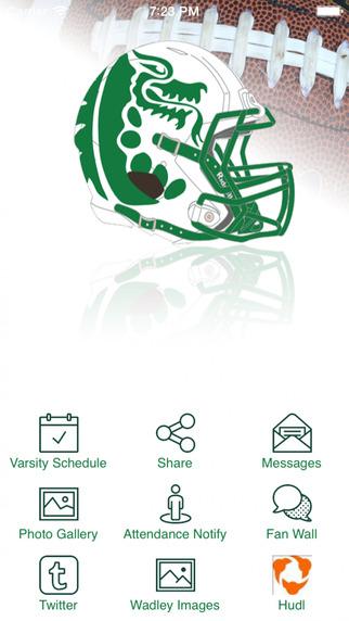 St. Mary's Dragons High School Football