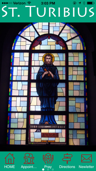 St Turibius