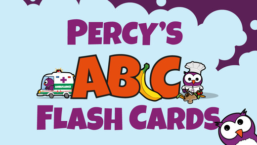Percy's ABC Flashcards
