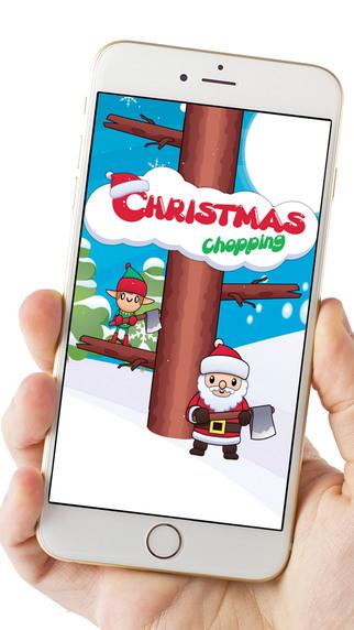 Christmas Chopping