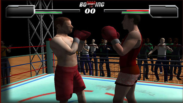 Smart Boxing 3D - Free
