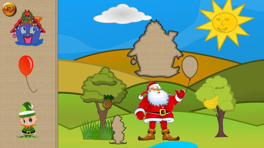 Puzzle for Santa - Christmas Gift HD Puzzles for K