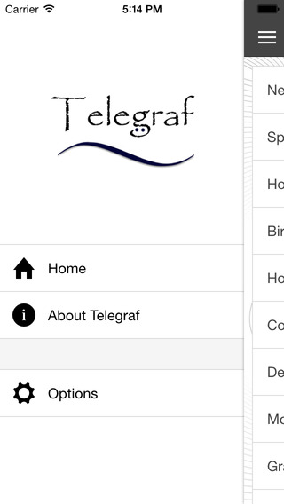 Telegraf a new way to be closer to the people you care for in the important moments in life