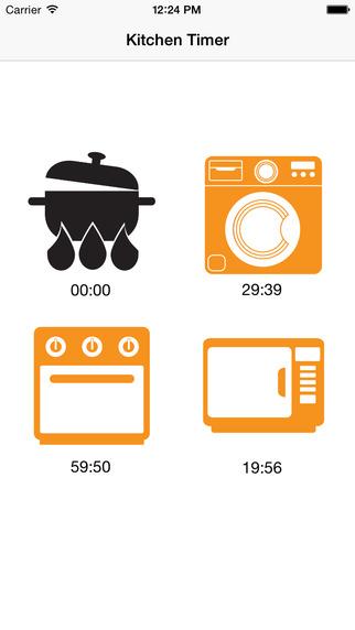 Kitchen Timer Alarm