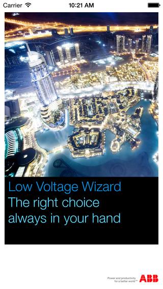 Low Voltage Wizard