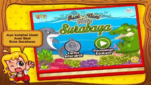 Cerita Anak: Kota Surabaya