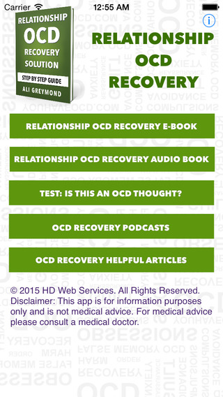 Relationship OCD Recovery
