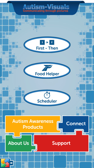 Autism Visuals -- A Communication Tool for Parents of Autistic Children