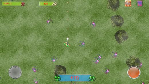 Zombie Apocalypse Mass Shooter