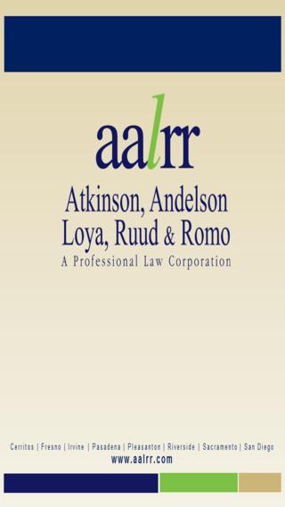Atkinson Andelson Loya Ruud Romo Events