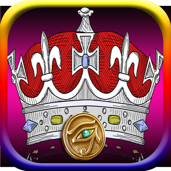Cleopatra's Slots Pyramid Egypt Casino - Slots Showdown in Egyptian Pharaoh Machines of Las Vegas LOGO-APP點子
