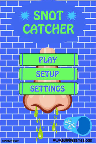 Snot Catcher screenshot 1