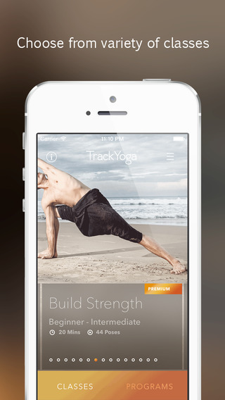 Track Yoga – Yoga For Flexibility Strength Balance Energy Weight Loss And Stress Relief