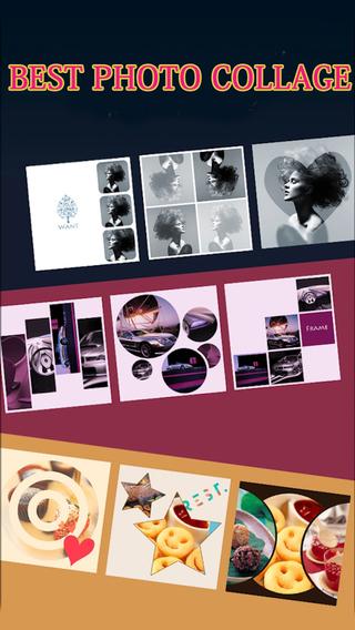 Collage Photo Editor PRO