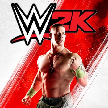 WWE 2K LOGO-APP點子
