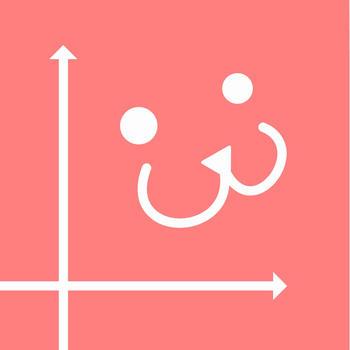 TODO graph 〜グラフでかわいく簡単タスク管理!〜 LOGO-APP點子