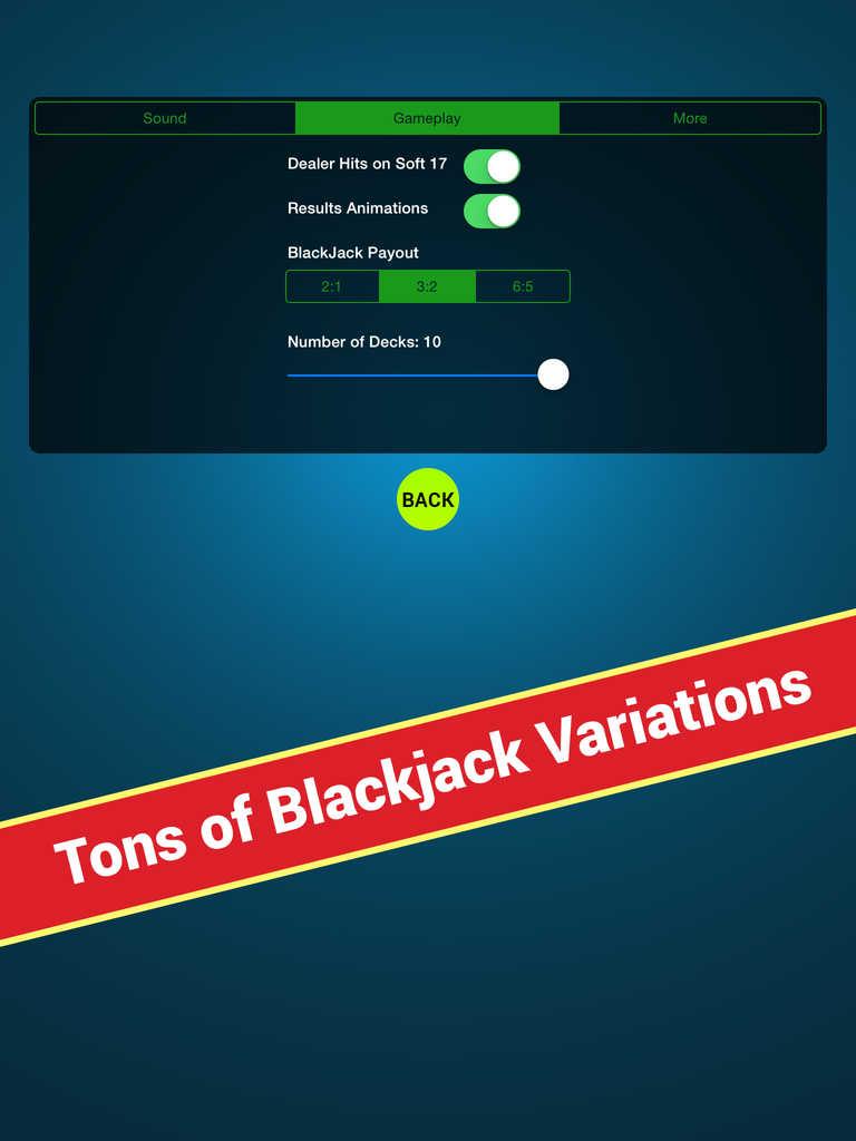 Best ipad app to learn blackjack