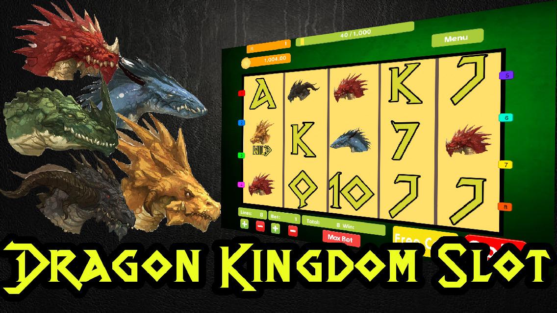 forbidden dragon slot machine free
