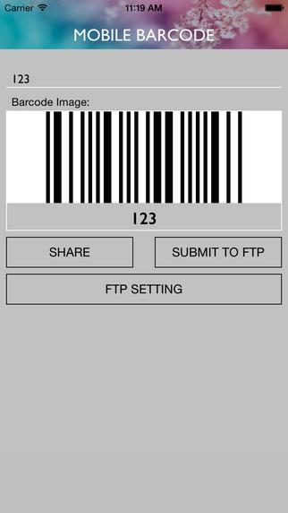 Mobile Barcode