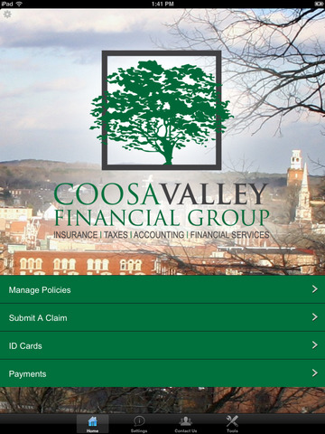 Coosa Valley Financial Insurance HD