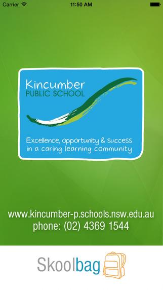 Kincumber Public School - Skoolbag
