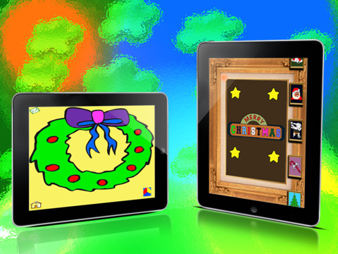 Colouring Fun iPad Screenshot 1