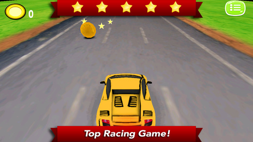 AAA Crazy Racer 3D PRO - Fun race through the city