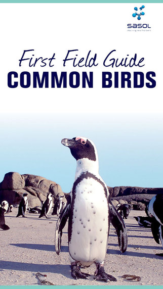 Sasol First Field Guide Common Birds of Southern Africa