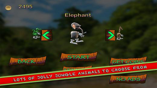 Jungle Leap - Animal Adventure