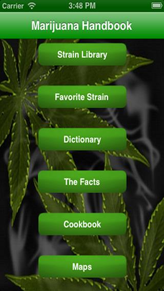 Marijuana Handbook - The Ultimate Medical Cannabis Guide With The Best of Edible Ganja Strains Weed