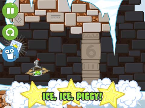 Screenshot #5 for Bad Piggies HD