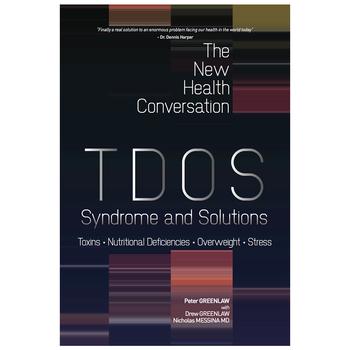 TDOS Syndrome and Solutions Book LOGO-APP點子