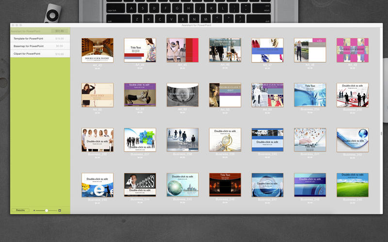 Assistant for PowerPoint for Mac