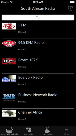 South African Radio
