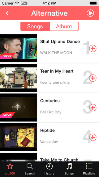 music tube 2- for YouTube music videos