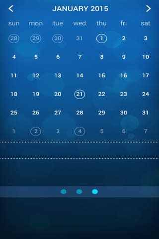 Holidays Notifier screenshot 2
