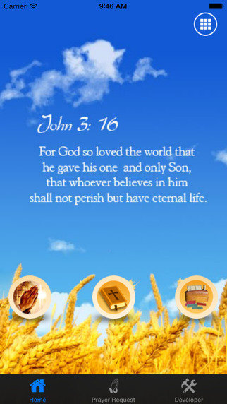 Daily Bible Verses App