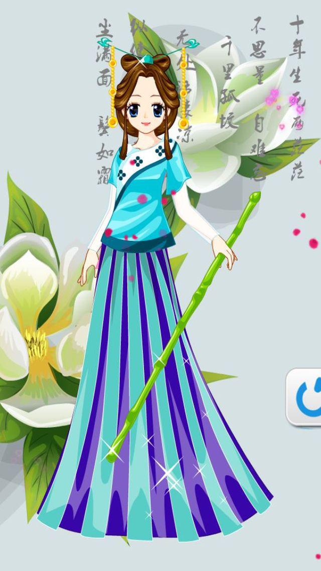 Asian Dress Up - A Free Girl Game on GirlsGoGamescom