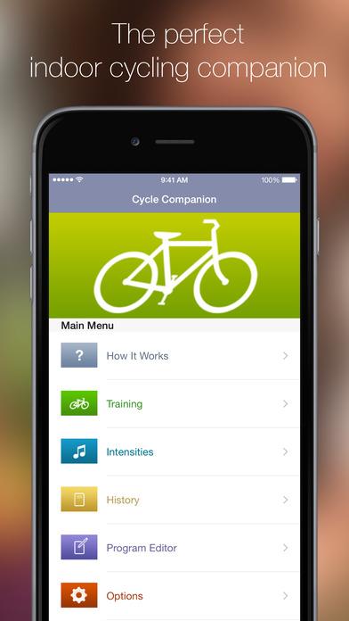 Spin Companion iPhone Screenshot 1