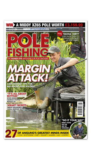 Pole Fishing - The only magazine completely dedicated to pole angling