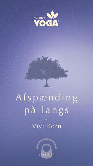 Nordisk Yoga - Afspænding på langs
