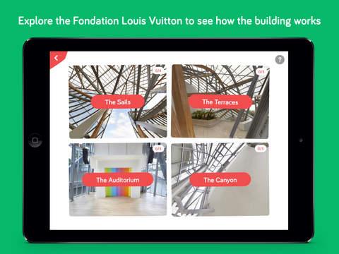 Apprentice Architect: Fondation Louis Vuitton