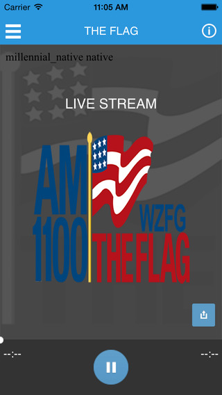 AM 1100 The Flag Listen Live