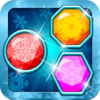 Frozen Drop Ice Matching Free 遊戲 LOGO-玩APPs