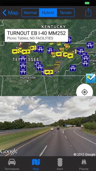 無料旅游AppのTennessee Traffic Cameras - Travel & Transit & NOAA|HotApp4Game