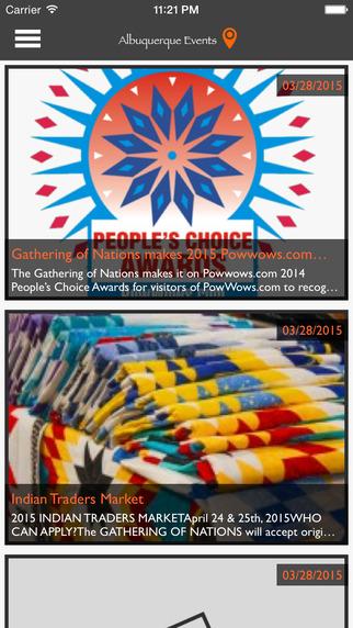 Albuquerque Native Events